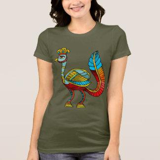 Camiseta As mulheres impressionantes multam o t-shirt do