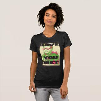 Camiseta As mulheres têm-no T-SHIRT encontrado de Travis
