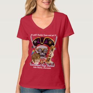 Camiseta As mulheres todas dos dias do contrabando do