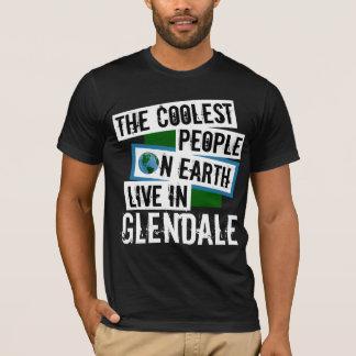 Camiseta As pessoas as mais frescas na terra vivem em