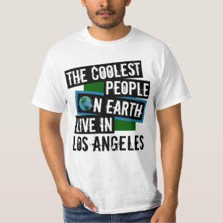 Camiseta As pessoas as mais frescas na terra vivem em Los