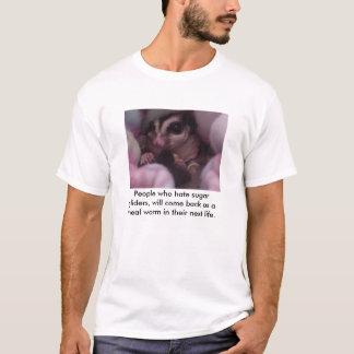 Camiseta As pessoas que deiam planadores do açúcar,…