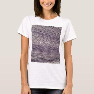Camiseta As pilhas de uma fava enraízam (faba do Vicia) sob