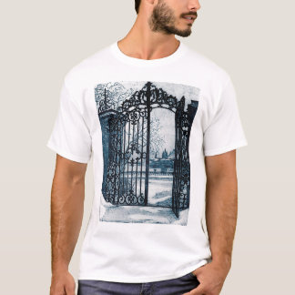 Camiseta As portas do inferno