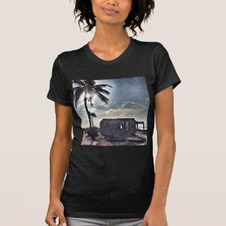 Camiseta As ruínas na ilha de Bantayan