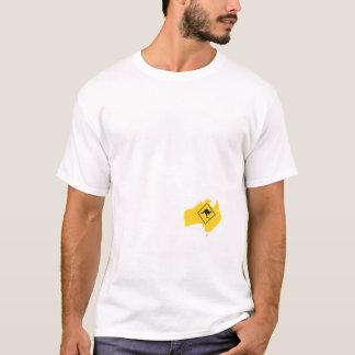 Camiseta As senhoras de Austrália | destruíram o t-shirt