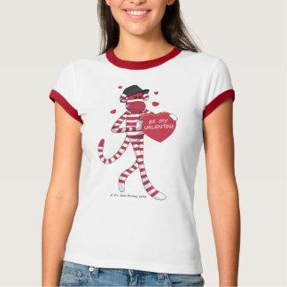Camiseta As senhoras do macaco da peúga de Eric sejam meu