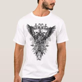 Camiseta As senhoras revoltam-se t-shirt curto da luva do
