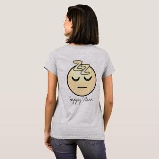 Camiseta As sestas engraçadas são minhas citações felizes
