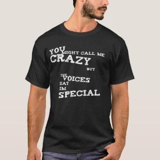 Camiseta As vozes dizem o Special Im