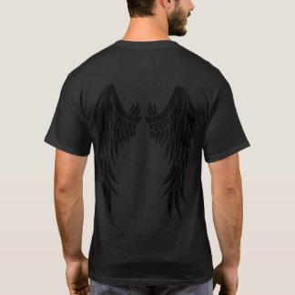 Camiseta Asas do ângulo do diabo