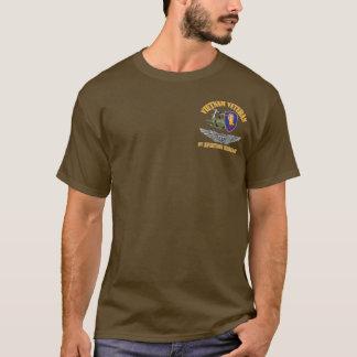 Camiseta Asas do aviador do veterinário de Vietnam