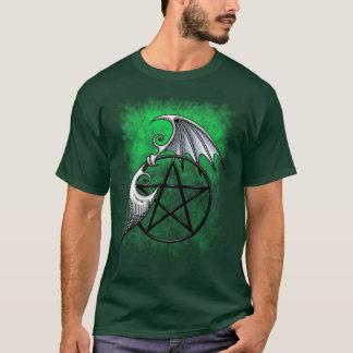 Camiseta asas do pentacle