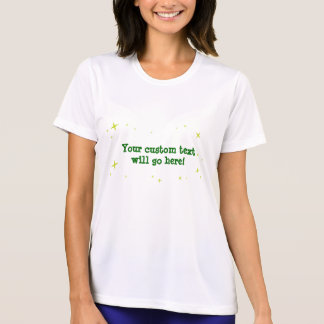 Camiseta Asas feitas sob encomenda do duende