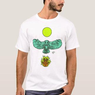 Camiseta Asas verdes