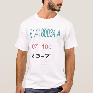 Camiseta Ascendentes Greyscale de Nino Antonello e fazem… -