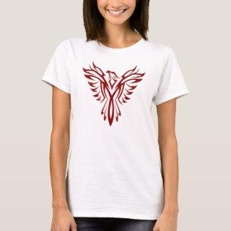 Camiseta Ascensão carmesim de Phoenix