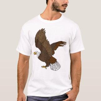 Camiseta Ascensão da águia americana