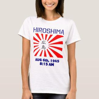Camiseta Ascensão Sun de Hiroshima