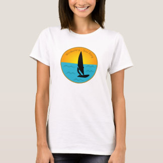 Camiseta Ascensão Windsurfing da alma