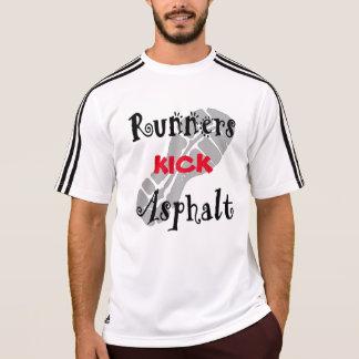 Camiseta Asfalto Adidas SS do pontapé dos corredores