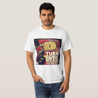 Camiseta asirviaGOohitWORKS