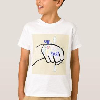 Camiseta ASL oh SIM