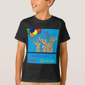 Camiseta ASL Yay