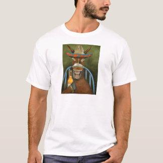 Camiseta Asno de riso