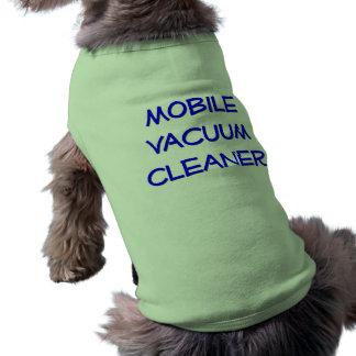 Camiseta Aspirador de p30 móvel
