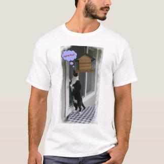 Camiseta Assaltante de gato