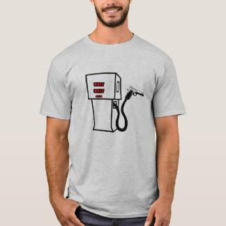 Camiseta Assalto à mão armada da bomba de gás