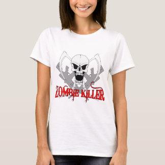 Camiseta assassino 3 do zombi