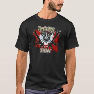 Camiseta Assassino 4 do zombi