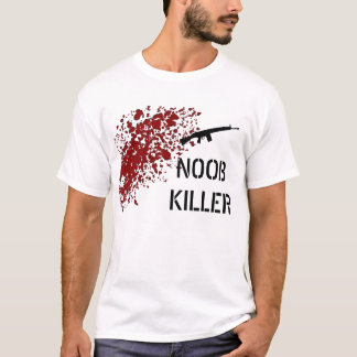Camiseta Assassino de Noob