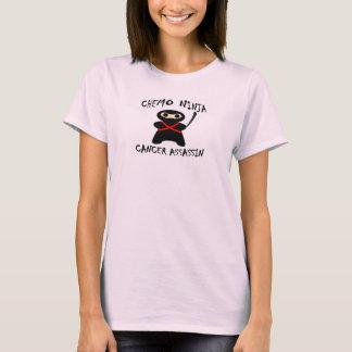 Camiseta Assassino do cancer de Chemo Ninja