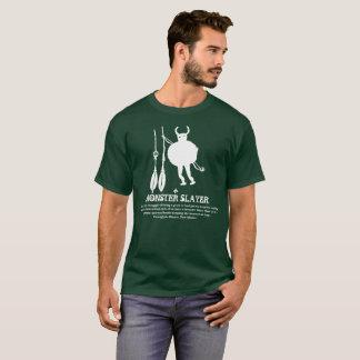 Camiseta Assassino do monstro, Blanco, New mexico