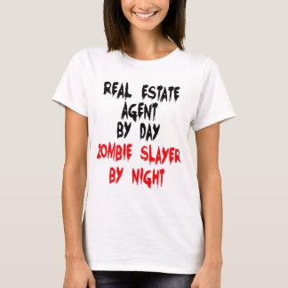 Camiseta Assassino do zombi do mediador imobiliário