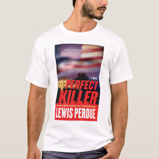 Camiseta Assassino perfeito, um filme policial por Lewis