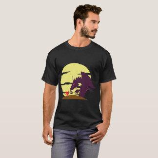 Camiseta Assassino Shillouette do dragão