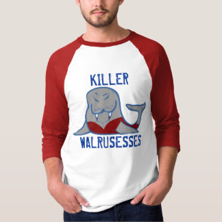 Camiseta Assassino Walrusesses