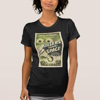 Camiseta Assassinos do espaço