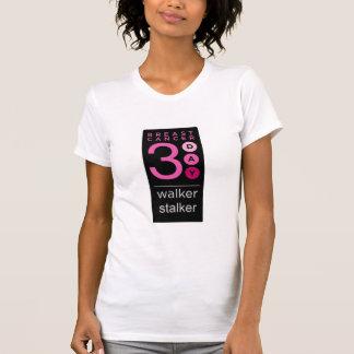Camiseta assediador do caminhante