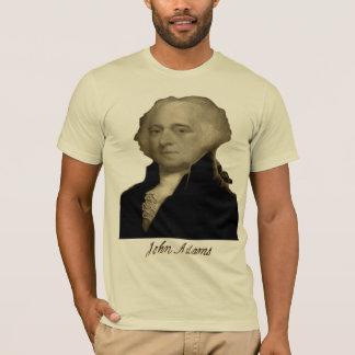 Camiseta assinatura de John Adams w