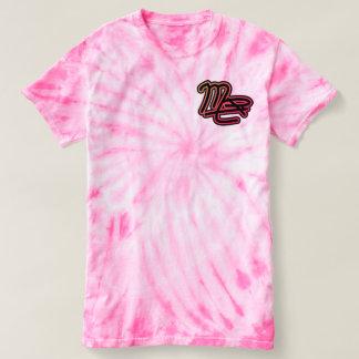 Camiseta Assinatura do PM - tintura cor-de-rosa