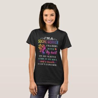 Camiseta assistente social, assistentes sociais, presente