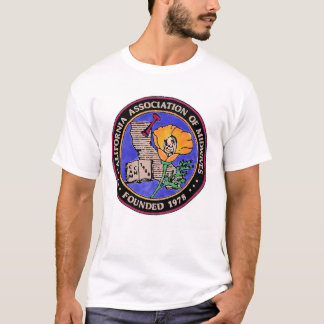Camiseta Associação de Califórnia das parteiras