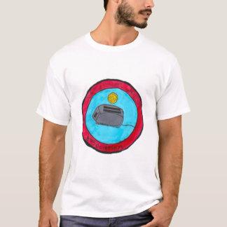 Camiseta Associação nacional do Waffle