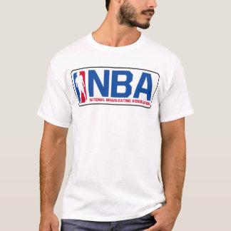 Camiseta Associação nacional T Cérebro-Comer de NBA