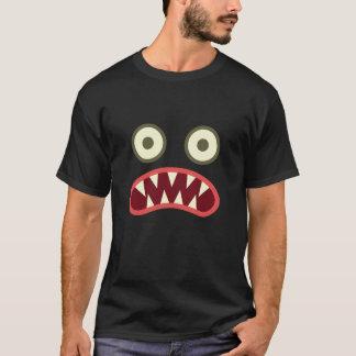 Camiseta Assustador